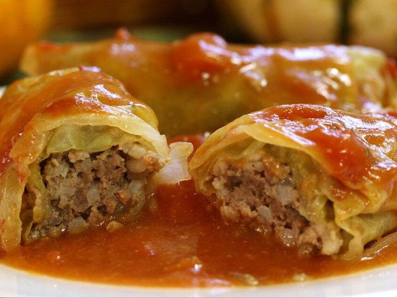 Food in Serbia